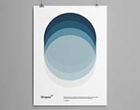 Shapes Poster Series