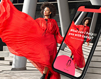 Vodacom Red: Integrated Campaign