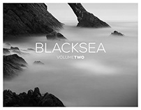 Blacksea Volume Two: Monochrome Seascapes