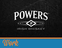 Powers Irish Whiskey - NI Ambassador (Social)