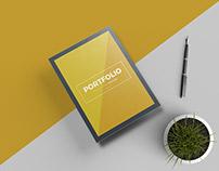 Minimal Portfolio Template