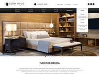 Website Blum Haus Interiores