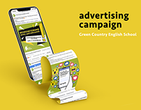 Advertising campaign for Green Country