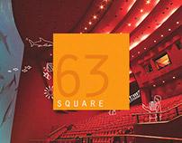 63 SQUARE Website