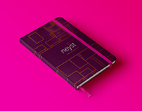 Neyst - Identity and Stationery Design