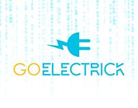 GO ELECTRIC logo