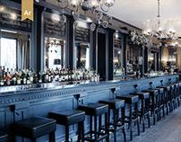 Grand Cafe Interior