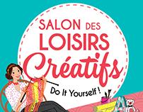 Salon des Loisirs Créatifs (édition 2017-2018)