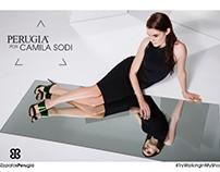Perugia Campaign by Camila Sodi