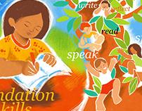 Martha's Vineyard Language & Literacy   Illustrations