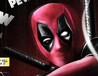 DEADPOOL - PEW PEW PEW