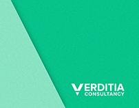 Verditia // Brand Identity