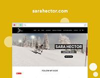Sara Hector - Alpine Skier