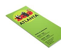 Atlanta Zoo - Public Signage & Brochure
