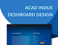 Dashboard Design_Acad Indus