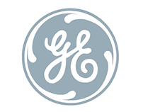 GE Healthcare brand identity and visuals