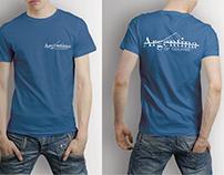 Branding para Argetina of course