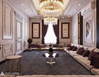 Arabian dining room