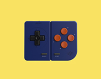 Clippad - Universal gamepad for smartphone