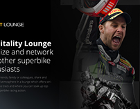 WorldSBK PIT LOUNGE