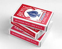 Playing Cards Mockup Template