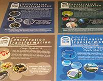 Conservation Transformation Flyers