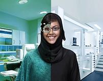 Eye Hospital & Optical Campaign