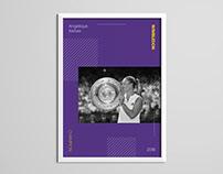 Wimbledon 2018 posters