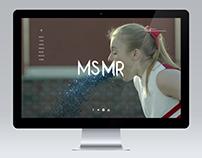 MSMR- Website