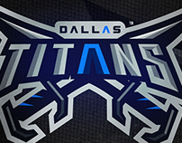 'Dallas Titans' Project