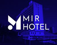 Hotel Mir Identity Proposal