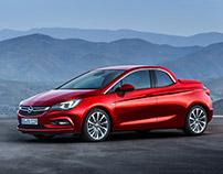 Opel Astra Ute