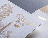 VTV - New Year Greeting Card