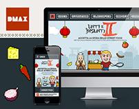 Unti e Bisunti II - game website