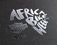 HARLEY-DAVIDSON® - Africa Bike Week™ Logo Redesign