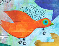 Birds Illustration