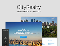 CityRealty International Website