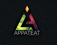 Logo Design For Creative Agency   Appateat