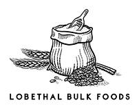 LOBETHAL BULK FOODS - Logo Design