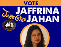 Jaffrina Election Campaign