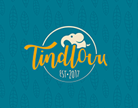 Tindlovu Logo Design