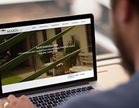 Santamaría Inn Website Redesign