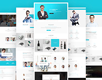 ZupaCreative – Business & Creative Agency PSD Template
