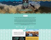 Vissla Surfing Website