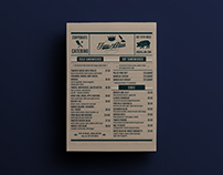 June Allan icons and menu design