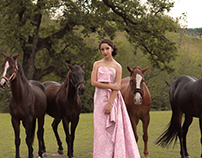 CAMILA / A CRUSH WITH HORSES