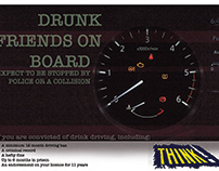 THINK! Drunk Driving