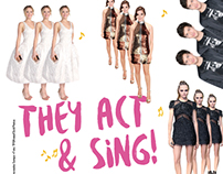 "Music ""They Act & Sing!"