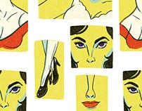 Pattern Design_Elizabeth Taylor