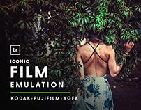 Film Emulation - Lightroom Presets